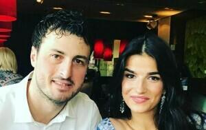 Domagoj Duvnjak i Lucija Žulj (Foto: Instagram)
