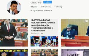 Zatvorena satirična Facebook stranica Di su pare (Foto: Instagram)