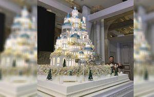 Skupocjenu je tortu izradio Renat Agzamov (Instagram: renat_agzamov)