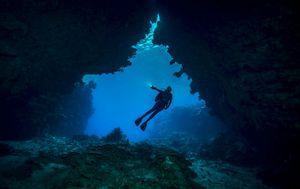 Podvodna špilja