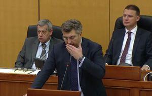 Premijer danima muku muči s kašljem (Foto: Dnevnik.hr)