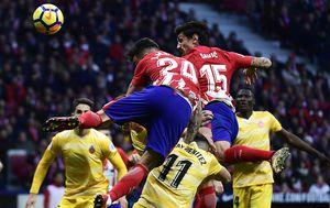 Atletico Madrid - Girona (Foto: AFP)