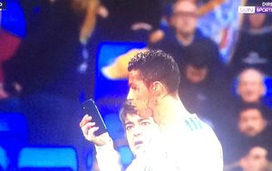 Cristiano Ronaldo (Screenshot)
