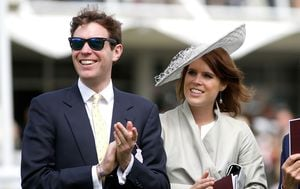 Princeza Eugenie i Jack Brooksbank (FOTO: Getty)