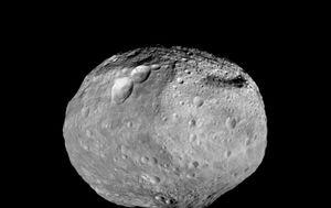 Vesta, jedan od najvećih asteroida u Sunčevu sustavu, jednake je veličine kao angrit za koji se vjeruje da je izvor vode na Zemlji (Foto: NASA)