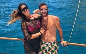 Damir Džumhur i Dejana Živković (FOTO: Instagram)