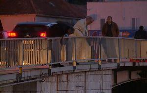 Napuknuće Čiovskog mosta uzrokovalo kaos (Foto: Dnevnik.hr) - 2