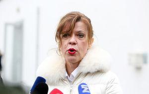Biljana Borzan (Foto: Kristina Stedul Fabac/PIXSELL)