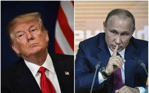 Donald Trump i Vladimir Putin (Foto: AFP)