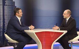 Marin Pucar, predsjednik Udruge dobavljača Agrokora gost Dnevnika Nove TV (Video: Dnevnik Nove TV) - 1