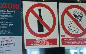 Zabrana pušenja, ograničenje prodaje alkoholnih pića (Foto: Dnevnik.hr) - 1