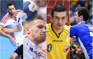 Vranković, Mandić, Vida i Blažević (Foto: Pixsell)
