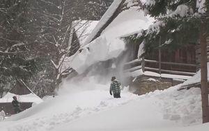 Snijeg u Austriji (Foto: Dnevnik.hr) - 2