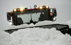 Snježno nevrijeme u Austriji (Foto: AFP) - 1