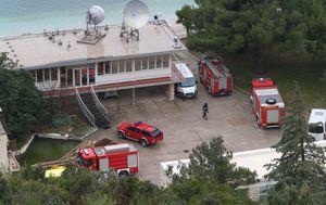 Požar kod Dubrovnika (Foto: Pixsell, Ivo Čagalj)