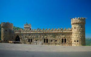 Dvorac Moussa, Libanon - 2