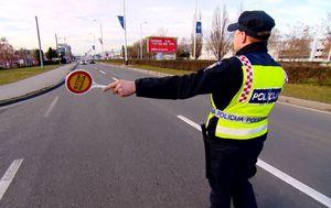 Pojačane kontrole, više policije (Foto: Dnevnik.hr) - 3