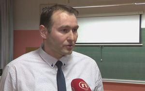 Josip Petrović, ravnatelj OŠ Trnsko (Foto: Dnevnik.hr)