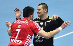 Stepančić i Šego (Foto: AFP)