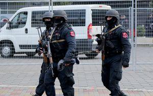 Albanska policija (Foto: Arhiva/AFP)