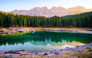 Jezero Carezza