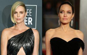 Angelina Jolie i Charlize Theron (Foto: AFP)