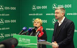 Anka Mrak Taritaš i Boris Miletić (Foto: DNEVNIK.hr)