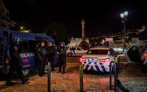Prosvjedi u Portugalu (Foto: AFP)