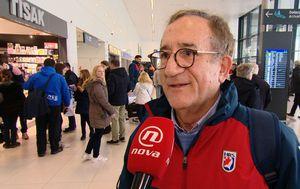 Lino Červar za Dnevnik Nove TV