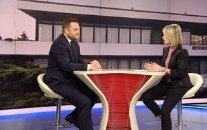 Gost Dnevnika Nove TV predsjedničin savjetnik za gospodarstvo Marko Primorac (Foto: Dnevnik.hr) - 2