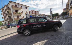 Talijanska policija, ilustracija (Foto: Corigliano Calabro, Italy /IPA/PIXSELL)