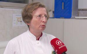Prof.dr.sc. Alemka Markotić, ravnateljica Klinike Fran Mihaljević (Foto: Dnevnik.hr)