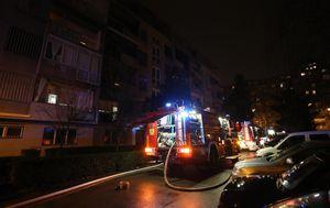 Požar na Volovčici (Foto: Matija Habljak/PIXSELL)