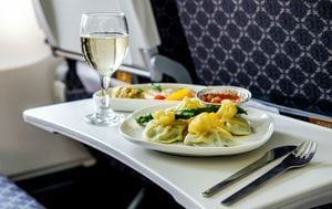 Avionska hrana