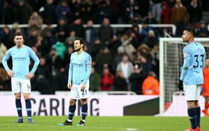 Tuga Manchester Cityja (Foto: Richard Sellers/Press Association/PIXSELL)