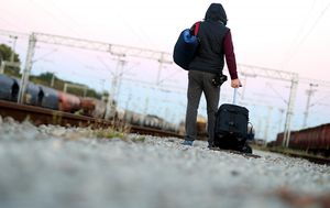 Iseljavanje mladih, ilustracija (Foto: Igor Kralj/PIXSELL)