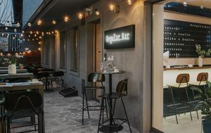 Regular Bar