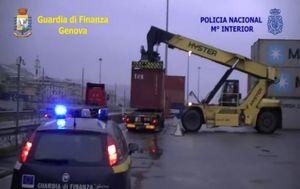 Policija zaplijenila kokain u Italiji (Screenshot: gdf.gov.it) - 1