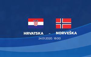 Hrvatska – Norveška