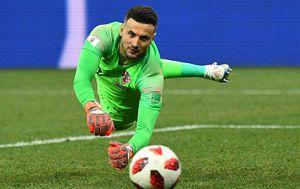 Danijel Subašić (Foto: AFP)