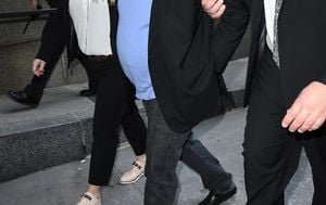 Harvey Weinstein: (Foto: Getty Images)