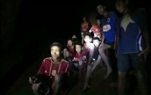 Dječaci zarobljeni u pećini morat će naučiti roniti (Foto: AFP) - 3