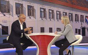 Ivan Vrdoljak i Sabina Tandara Knezović (Foto: Dnevnik.hr)