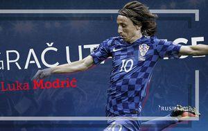 Luka Modrić igrač utakmice