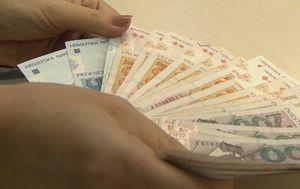 Svaki peti Hrvat zarađuje manje od 3500 kuna na mjesec (FOTO : Vijesti Nove TV u 14 sati)