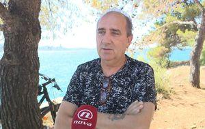 Navijačka euforijaMladen Grdović (Foto: Dnevnik.hr)