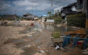 Katastrofalne polave u japanu (Foto: AFP)