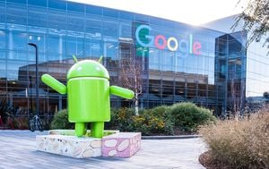 Google Android (Foto: Getty Images)