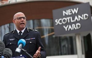 Scotland Yard (Foto: AFP)