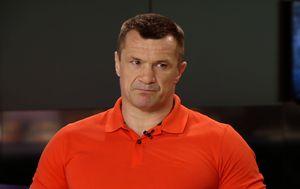 Mirko Filipović, gost Dnevnik Nove TV (Foto: Dnevnik Nove TV)